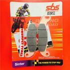 AJP PR4 125 Supermoto 13 > ON SBS Front Off Road Race Sinter Brake Pads 859RSI