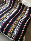 Vintage Ralph Lauren Queen Duvet Cover  Pillow Case Southwest Native Rio Grande