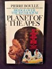 Planet of the Apes Signet Pierre Boulle VG+ paperback