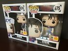 Funko Pop SDCC Fundays Exclusive Stranger Things Scoops Ahoy Steve