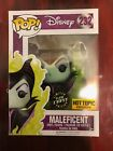 Funko Pop! Disney Maleficent #232 Hot Topic Exclusive Glow in the Dark Chase