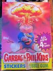 Garbage Pail Kids 4th Series full box of 48 unopened wax packs 5 stickers GPK