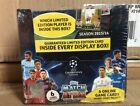 2016-2017 Topps UEFA Champions League Soccer Match Attax New 50 Pack Sealed Box