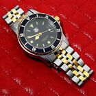 TAG HEUER Professional 200 Meter Ref. 925.213G-2 Two Tone Quartz Divers Watch