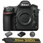 Nikon D850 DSLR Camera Body Only Brand New