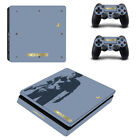 The Uncharted 4 Cover Skin Sticker For Palystation 4 PS4 Slim Controller Suface