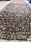 Auth: 19th C Antique South Caucasus Runner  - Shabby Chic Ancient 4x12 Beauty NR