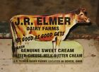Dairy COW Milk SIGN*Primitive/French Country Farmhouse Market Decor*J.R. Elmer