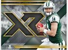 2018 Panini XR Football 15 Hobby Box Case Presell Releases 9 19 18