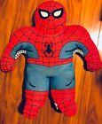 1990 Vintage Marvels Spiderman Power Pals Pillow by Tonka