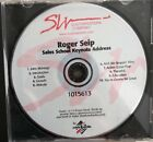 Roger Seip Sales School Keynote Address By Zebra 3 Media CD-TESTED-RARE-SHIP N24
