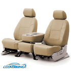 Synthetic Leather Coverking Custom Seat Covers For Volvo S60