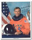 Shuttle astronaut Ken Cockrell handsigned NASA 8x10 litho 6g71
