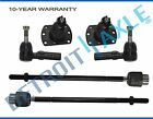 6pc Front Ball Joints + Inner Outer Tie Rods Regal Monte Carlo Grand Prix Lumina