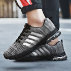 Men Womens Trainers Casual Breathable Sport Running Sneakers Air Cushion Shoes