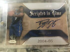 2007-2008 SP Rookie Threads Scripted In Time Dwight Howard Auto