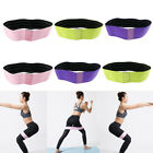 Resistance Hip Bands Circle  Legs Hip Lifting Exercise Strength Bands Yoga Gym