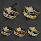 Women Venetian Mask for Masquerade Party Prom Fancy Dress Costume Multicolor