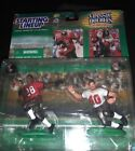 1999 STARTING LINEUP SLU CLASSIC DOUBLES WARRICK DUNN MIKE ALSTOTT BUCS NEW NIP