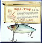 FISHING HOOK LURE BILL LEWIS RAT-L-TRAP 1/2 oz Collectors Collection Sports