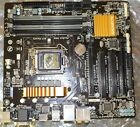 Gigabyte GA Z97M D3H Micro ATX 6Gb s Motherboard DDR3 LGA1150 TESTED WORKING