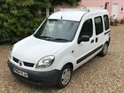 Renault Kangoo 12 Mobility Conversion Wheelchair access Disabled vehicle