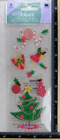 Jolees HOLIDAY JOY Boutique Stickers CHRISTMAS TREE AND ORNAMENTS TITLE NEW