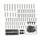 137pcs Stainless Steel Fairing Bolts Kit for Kawasaki KX250 KX450 KX500 KX85 II