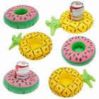 3X Swim Water Inflatable Floats Drink Cup Holder Summer Pool Party Supplies