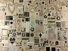 Stampin Up Rubber Stamps Wood Mount 1997 to 2006 Single Stamps U PICK