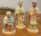 Nativity Figures Set of 3 Wise Men Christmas Maji Digiovanni by Autom 6 Tall