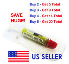 New Best Gold HeatSink Compound CPU Thermal Paste Mini Syringe Buy 1 Free 1