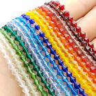 Vintage Swarovski Crystal Glass Beads Rainbow Multicolor Multifaceted 1493 pcs