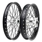 Tusk Wheel Set Front Rear Wheels 19/21 KAWASAKI KX250F KX450F KX125 KX250