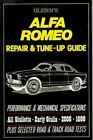 Alfa Romeo Giulia Giulietta 2000 1600 Shop Service Repair Manual Guide Book