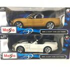 Ford Mustang 118 GT  Shelby Series One Maisto Special Edition Diecast Cars Lot