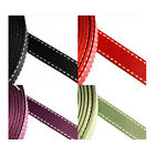 5 Yds X 10mm Saddle Stitch Grosgrain Ribbon