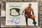 2014-2015 Panini Flawless Kyrie Irving 3 5 AUTO; Game Worn Swatch