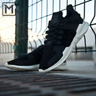 New Adidas EQT Support ADV Running Casual Shoes Sneakers Black Off White BY9587