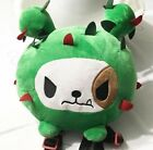 kawaii bakpack dog with cactus costume, cute and small backpack