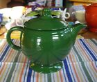 Vintage Fiesta FOREST GREEN  Medium Teapot Tea Pot w/ Lid  ~