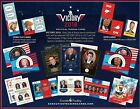 EXECUTIVE TRADING CARDS VCTORY 2016 SET