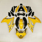ABS Plastic Fairing Bodywork Set For Yamaha FZ-6R 2009-2012 Yellow