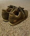 womens size 65 Timberland leather sneakers brown taupe hiking