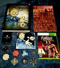 Fallout: New Vegas  Collectors Edition w/ Hardcover CE Game Guide for X-BOX 360