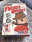 FUNKO Cereal - Freddy Krueger and Mega Man Cereal Boxes w mini POP! EXCLUSIVE