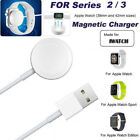 For A pple Watch Series 1/2 iWatch Magnetic Charger Charging Pad Cable 38