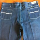 Maverick Wrangler Blue Bell Western Denim Cotton Jeans Size 44 Medium