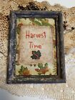 Primitive Country Stitchery Home Decor 5x7 UNFRAMED