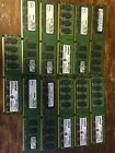 2gb Ram Memory Lot Of 11 Sticks For Pc Desktop
